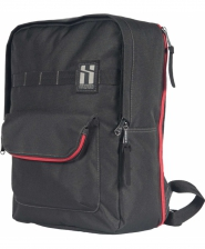 Mr. Serious - Prime Pack Backpack Bag - Black