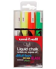 POSCA Chalk Marker PWE-5M 4C Set - Medium