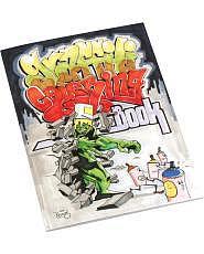 Graffiti Coloring Book Malbuch