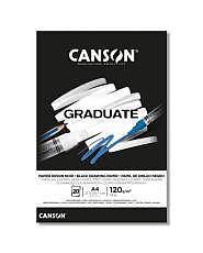 Canson - Graduate Black Pad