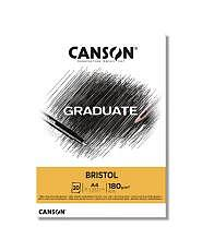 Canson - Graduate Bristol Pad