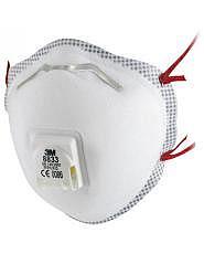 3M Atemschutz Maske - 8833 FFP3