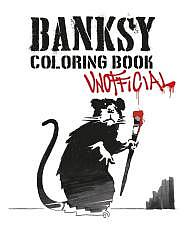 Banksy Coloring Book