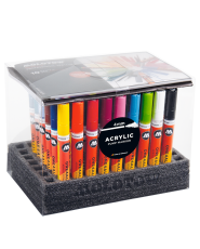 MOLOTOW ONE4ALL 227HS - Complete Display Set (4mm)