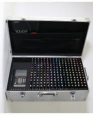 Touch Twin Marker -  204 Colors Complete Set