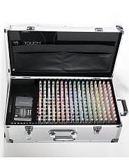 Touch Twin BRUSH Marker - 204 Colors Complete Set