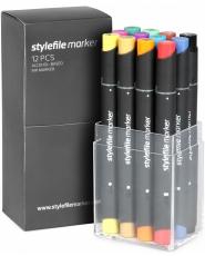 Stylefile Marker - 12er Set - Main A