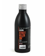 GROG Street Killer Ink 200ml - Death Black