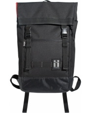 Mr. Serious - To-Go Backpack Bag - Schwarz
