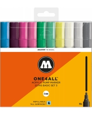 MOLOTOW ONE4ALL 227HS Marker - 10er Basic Set 3