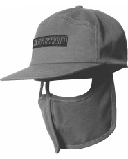 Mr. Serious Unknown Cap - Grey