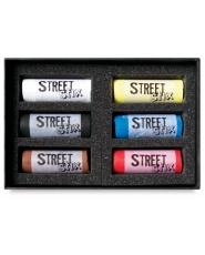 Richeson Street Stix Pavement Pastels - 6er Set