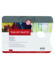 Talens - Tear-off Palette